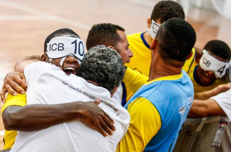 Jefinho foi o artilheiro da competição com 8 gols - Foto: Reprodução | Twitter | CBDV