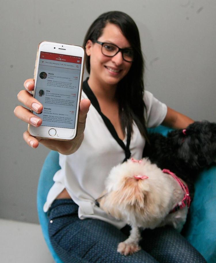Anfitriã Luma: tecnologia e qualidade de vida dos pets - Foto: Mila Cordeiro l Ag. A TARDE