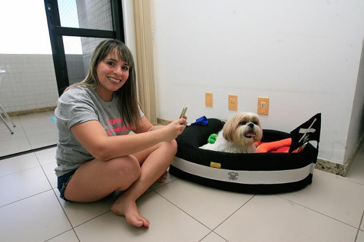 Ana criou perfil para Chico ao ver que postava mais fotos dele do que dela - Foto: Mila Cordeiro l Ag. A TARDE