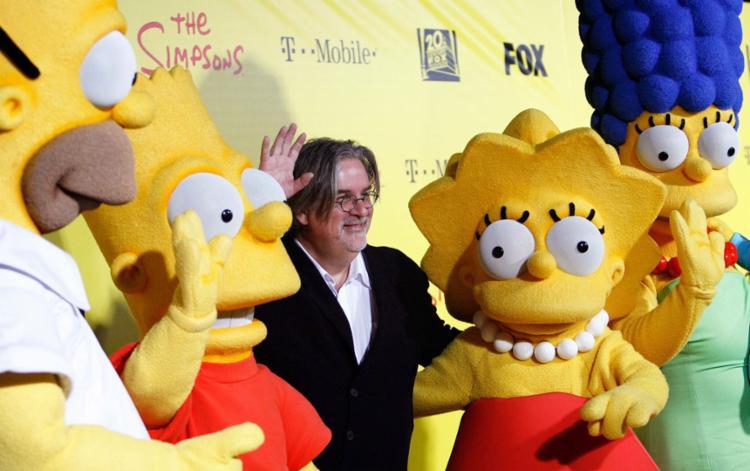 Os Simpsons devem bater recorde como série com mais episódios na tv americana - Foto: Mario Anzuoni | Reuters