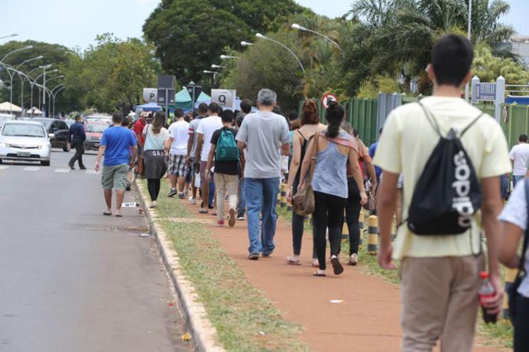 Segundo as investigações, grupo pretendia 'vender' vagas para candidatos - Foto: Valter Campanato | Agência Brasil