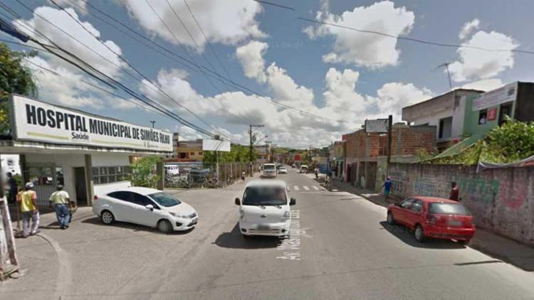 O hospital fica localizado na Av. Washignton Luís - Foto: Reprodução | Google Maps