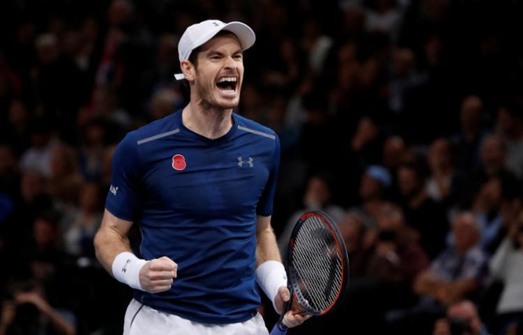 O número um do mundo terá pedreiras no ATP Finals - Foto: Gonzalo Fuentes | Reuters