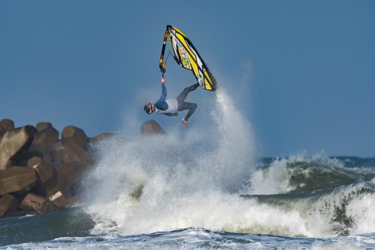 Bruno Jacob se consolidou como melhor latino-americano de Motosurf - Foto: Chris Rauen   Divulgação