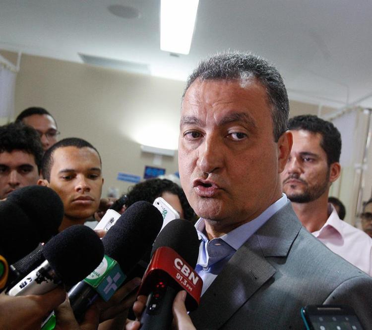 Rui defende que estados recebam multas da repatriação e salienta que 21 governadores já recorreram ao STF - Foto: Joá Souza l Ag. A TARDE