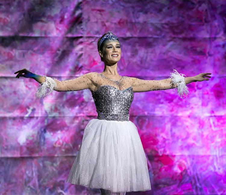Tancinha em espetáculo de ballet ao final da novela - Foto: Divulgação   Isabella Pinheiro/Gshow