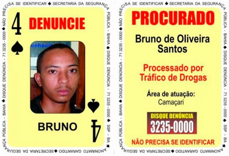 Bruno foi morto na madrugada desta quarta-feira, 9 - Foto: Divulgação | SSP-BA