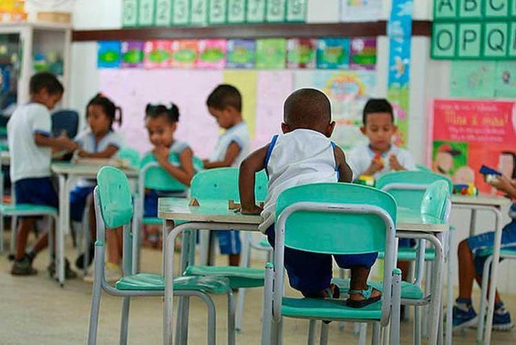 Cérebro infantil se desenvolve com maior rapidez nos primeiros 2 a 3 anos de vida - Foto: Joá Souza | Ag. A TARDE