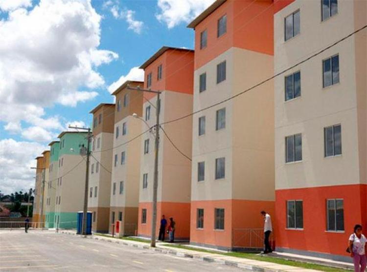 Crime aconteceu dentro de condomínio do programa Minha Casa, Minha Vida - Foto: Reprodução | Fala Simões Filho