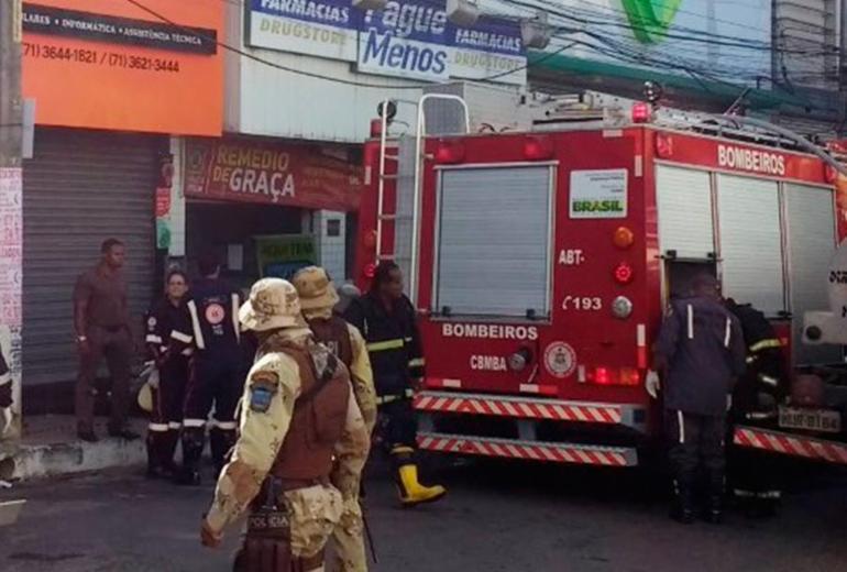 Oito são indiciados por mortes durante tragédia em farmácia de Camaçari