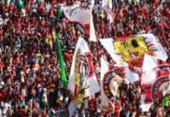 Vitória x Palmeiras: restam apenas três mil ingressos à venda | Foto: