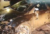 Acidentes na Paralela deixaram uma pessoa morta e uma ferida | Foto: