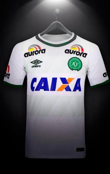 O Vitória vestirá o uniforme número 2, de cor branca - Foto: Divulgação | EC Vitória