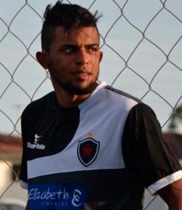 Jaenudo é a quinta contratação do Flu de Feira - Foto: Divulgação   Flu de Feira FC