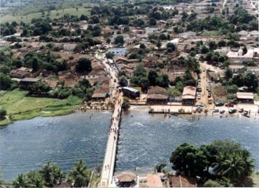 Vista aérea da cidade de Formosa do Rio Preto - Foto: Cesar Nunes l Divulgação