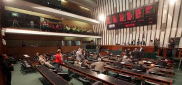 Caso a PEC seja aprovada hoje em primeiro turno, semana que vem o segundo turno já pode ser levado à Plenário - Foto: Adilton Venegeroles   Ag. A TARDE