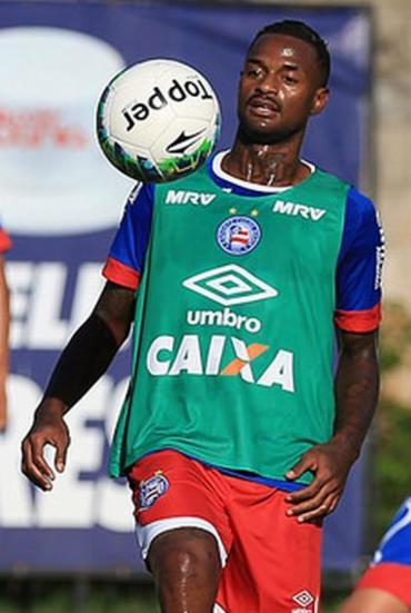 Renê Jr. fez nove jogos pelo Bahia na Série B, seis como titular - Foto: Felipe Oliveira l EC Bahia
