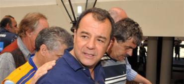 O ex-governador retornou neste sábado ao Rio, depois de ficar preso em Curitiba - Foto: Valter Campanato Arquivo l Agência Brasil