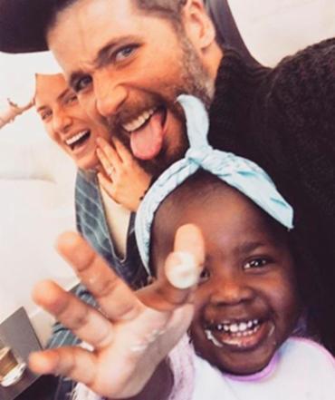 Titi foi vítima de comentários racistas no Instagram do ator - Foto: Reprodução   Instagram
