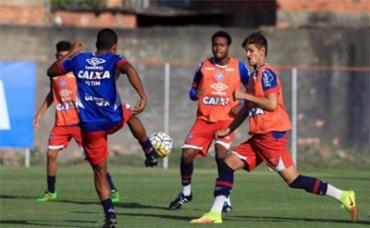 Garotada do Bahia quer fazer bonito também na Copa São Paulo, agora em janeiro - Foto: Felipe Oliveira l EC Bahia