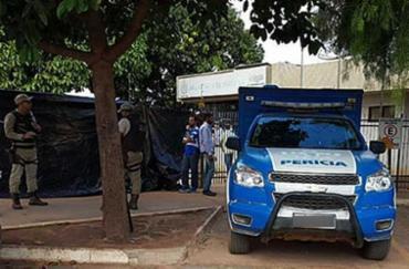 Ação da polícia militar impediu segunda morte - Foto: Blog do Sigi Vilares