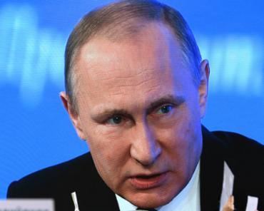 Vladimir Putin - Foto: Natalia Kolesnikova | AFP