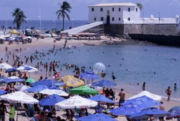 Mais de 900 intervenções são registradas nas praias pelo Corpo de Bombeiros