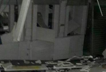 Grupo rouba Banco do Brasil e espalha terror em São Félix