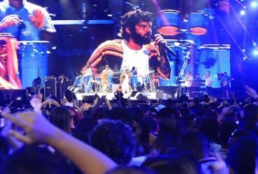 Festival de Verão encerra em ritmo de axé e sertanejo