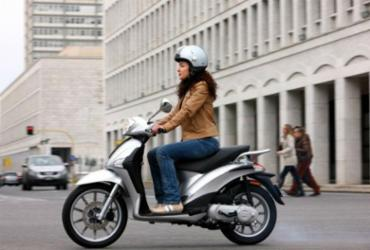 Piaggio traz quatro scooters para o Brasil