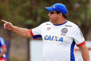 Guto é cogitado no Corinthians, mas garante foco no Bahia