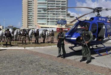 Operação Verão terá 22 mil policiais no patrulhamento de áreas turísticas