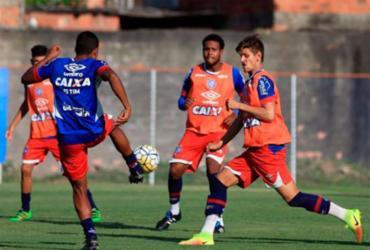 Sub-20 do Bahia inicia preparação para Copa São Paulo