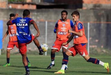 Time sub-20 do Bahia intensifica preparação para a Copinha