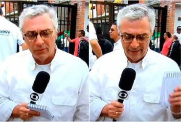 No 'Encontro', jornalista Ari Peixoto comenta comoção demonstrada ao vivo