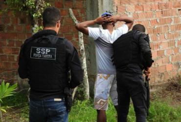 Operação policial em Maragogipe desarticula quadrilha