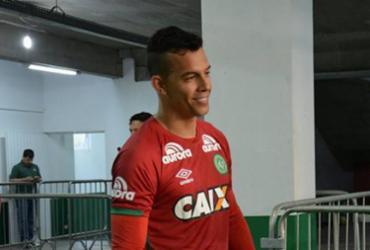 Danilo, o goleiro amado por Chapecó
