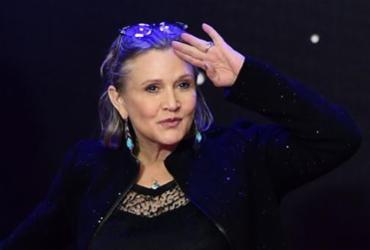 Carrie Fischer, a princesa Léia de Star Wars, morre aos 60 anos