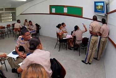 Colégio da PM abre inscrições de processo seletivo para 2.190 vagas