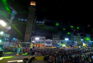 Confira as imagens do 2º dia do Réveillon de Salvador