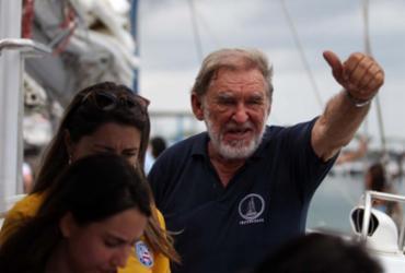 Aleixo Belov completa primeira etapa de viagem para o Alasca