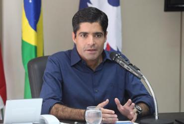 Neto e ministro Mendonça Filho discutem ajuste fiscal com prefeitos