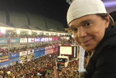 Netinho canta 'Mila' com Ivete Sangalo no Carnatal; assista ao vídeo