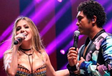 Nova vocalista da Timbalada é vaiada durante estreia na banda