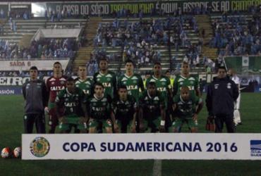 Conmebol declara Chapecoense como campeã da Copa Sul-Americana
