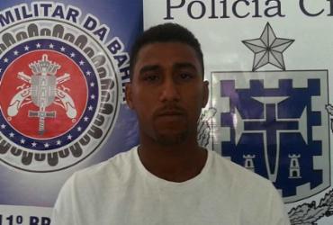 Polícia prende suspeito de tráfico no interior da Bahia