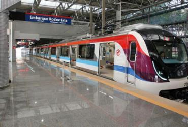 Novas três estações do metrô começam a operar nesta segunda-feira