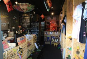 A Feira ganha espaço fixo com cozinha colaborativa