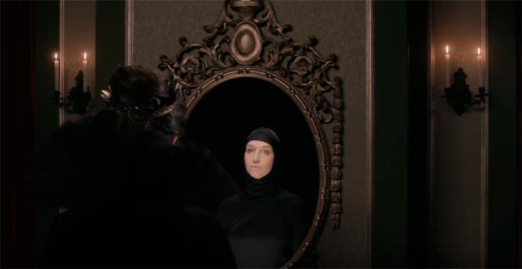 Cena do primeiro episódio de