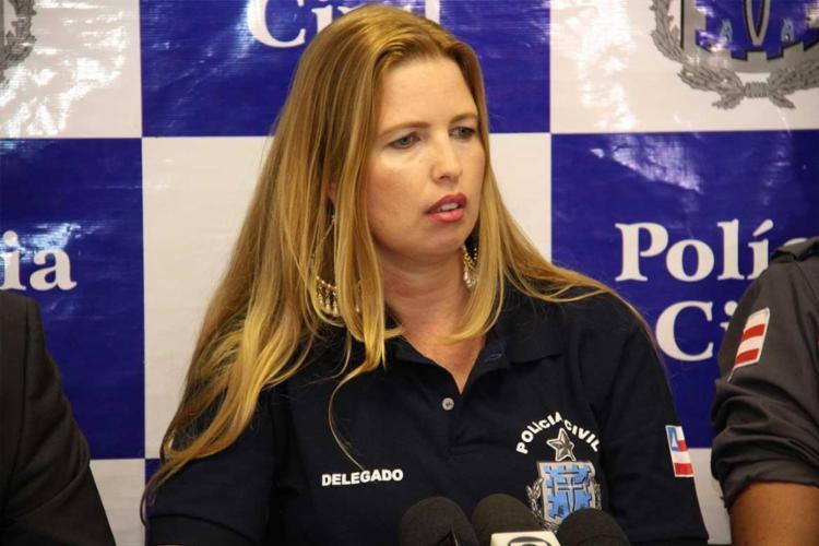 Segundo a delegada, mais depoimentos serão prestados - Foto: Alberto Maraux | SSP | Divulgação